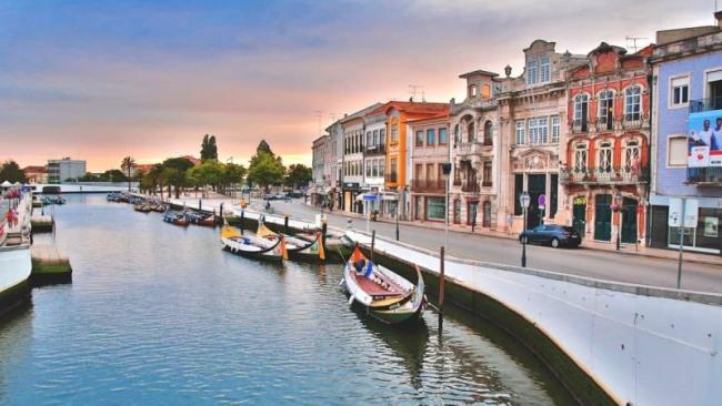 Aveiro a Veneza Portuguesa