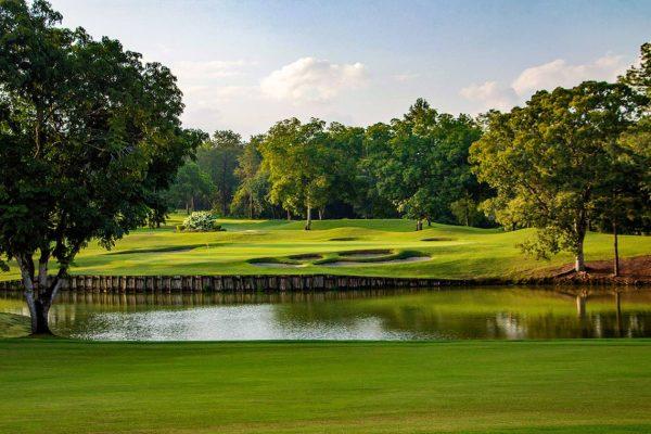 O clube de golfe Panama está mais tradicional de pais