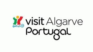 Logo turismo algarve portugal