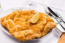Wiener Schnitzel no Figlmüller Viena