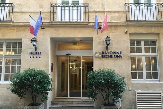 Hotel Bayonne no centro do Bordeaux