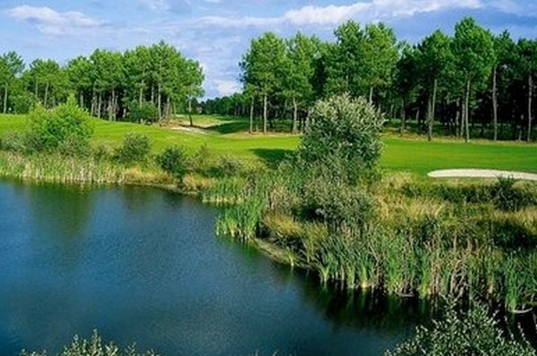 Golfblue Green Pessac Bordeaux Golf