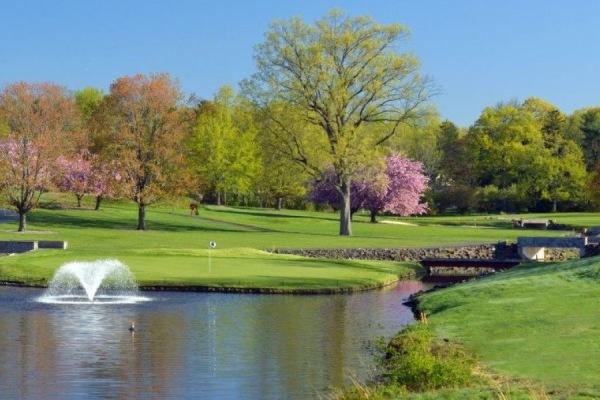 Shackamaxon Country & Golf Club no New Jersey