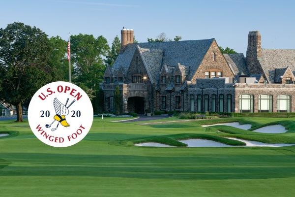 O US-Open 2020 esta no Winged Foot Golf Club