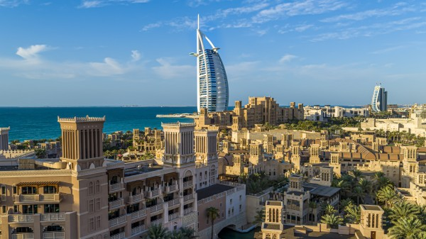 City Tour e subida no Edifício Burj Khalifa