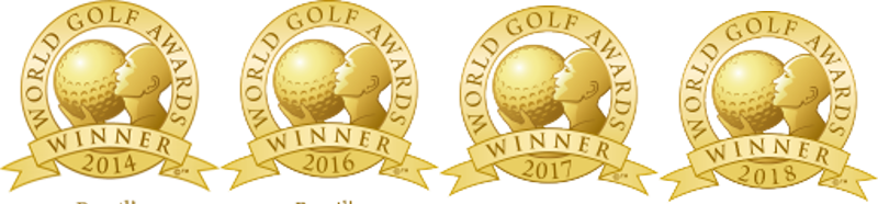 world golf awards winner