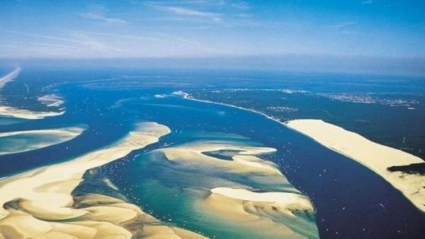 As dunas do Cap Ferret