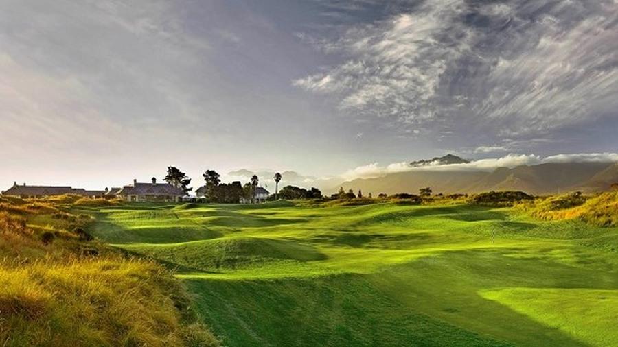 O Fancourt Links course esta o numero 1 da África do Sul