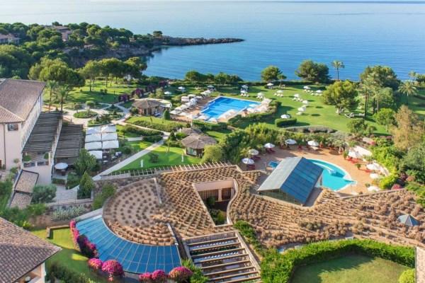 O St. Regis Mardavall, um dos melhores hoteis da ilha Maiorca