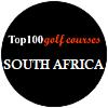 Top 100 Golf Courses Africa Sul
