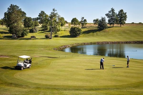 O Chateau des Vigiers Golf & Country Club perto de Bordeaux