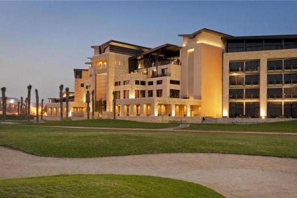 O Abu Dhabi Westin Golf & Spa resort