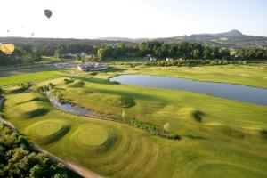 Klagenfurt Seltenheim Golfclub / copyright Kärnten Werbung, Gernot Gleiss