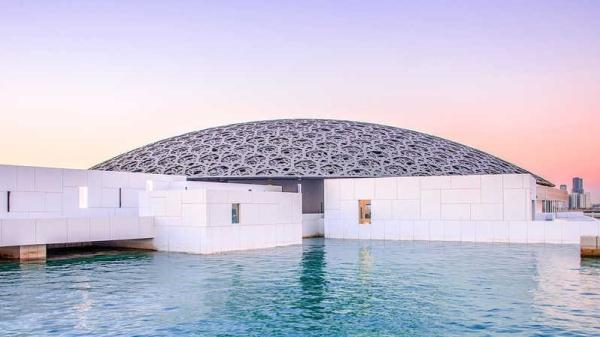 O Louvre do Abu Dhabi