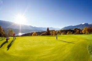 Golfclub Millstatt / copyright Kärnten Werbung, Martin Steinthaler