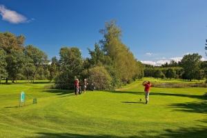 Moosburg Poertschach Golfclub / copyright Kärnten Werbung, Martin Steinthaler