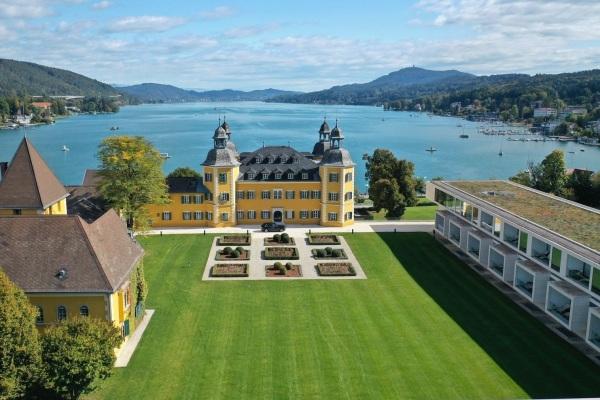 Schlosshotel Velden no Woerthersee / copyright Falkensteiner Hotel