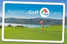 Alpe Adria Golfcard Italia Slovenia Carintia