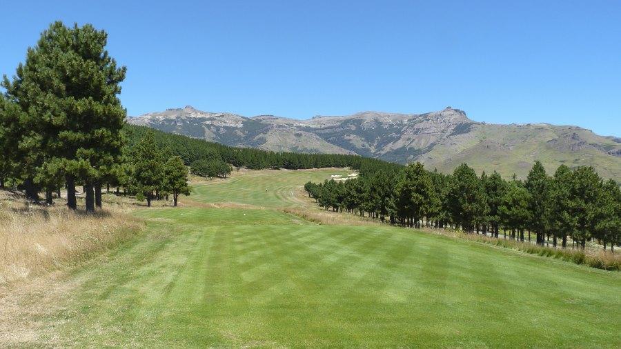 El Desafio Golf Course designed by Greg Norman