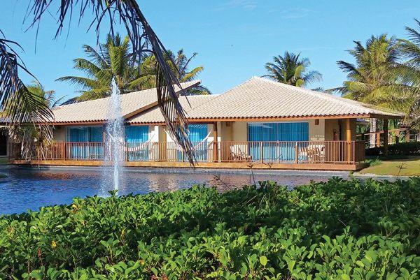 O Water Villa no Dom Pedro Laguna Beach & Golf Resort