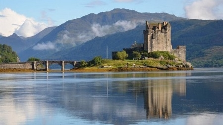 Iverness na Escocia