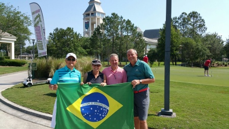 Grupo Brasil - The Players 2016