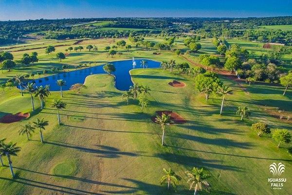 O Iguassu Falls Golfclub no Brasil