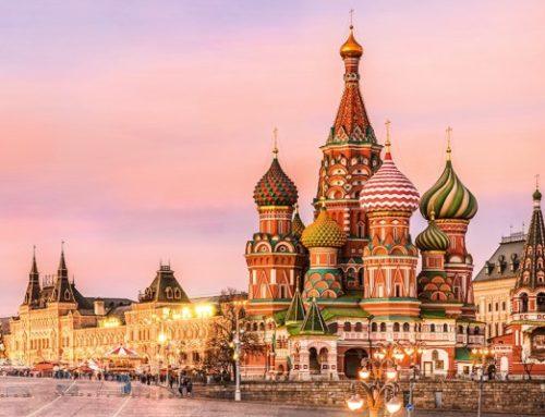 RUSSIA – Moscou e Sao Petersburgo