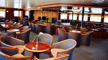 Obeservation lounge no cruise