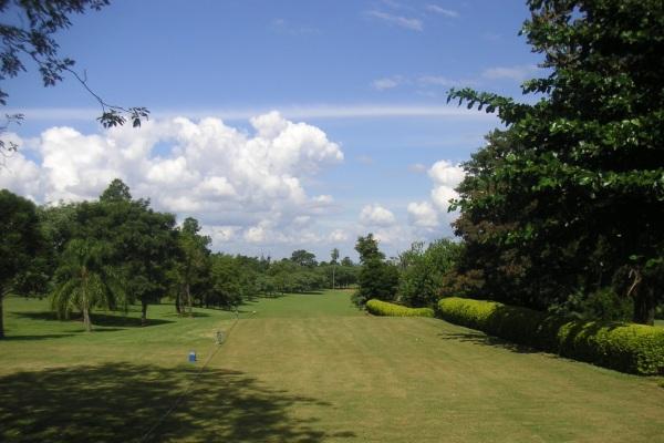 Parana Country & Golf Club no Paraguay