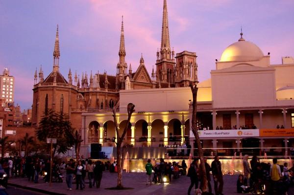 O Paseo del Buen Pastor é um centro cultural, recreativo e comercial em Córdoba, Argentina