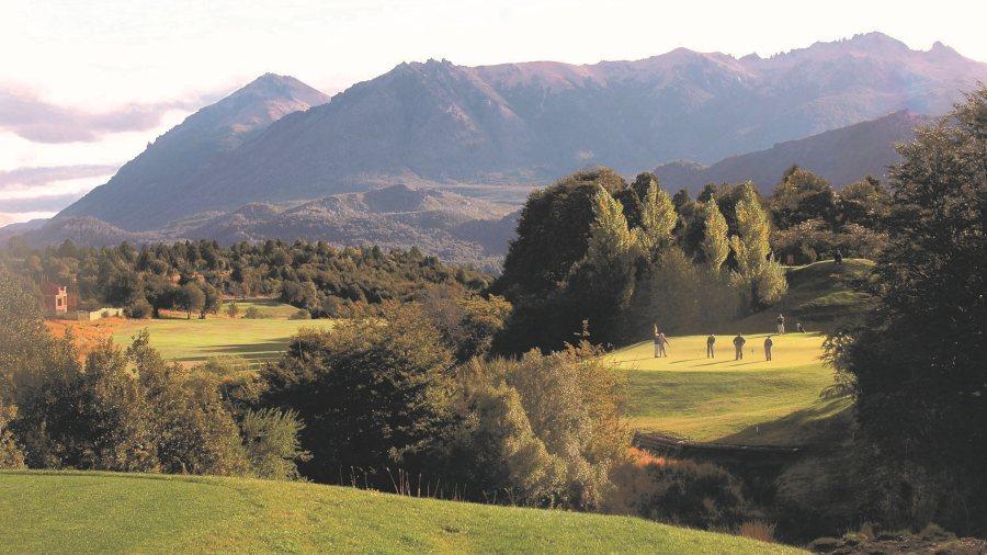 Arelauque Golf & Country Club no Bariloche