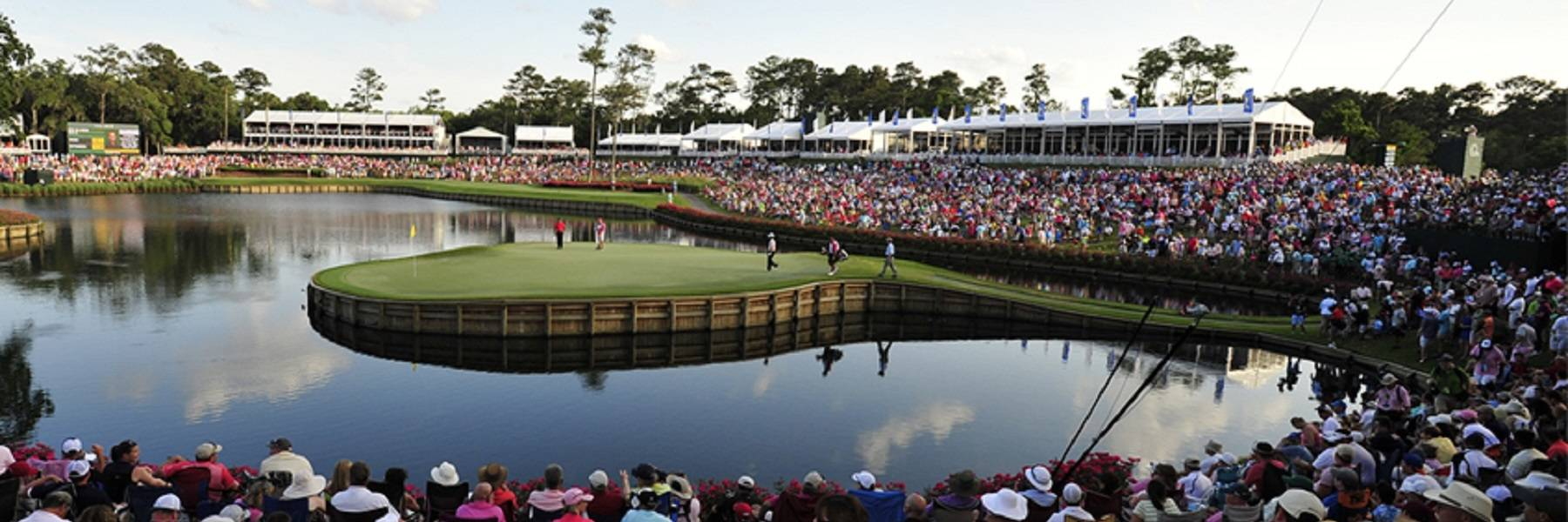 The Players no TPC-Sawgrass Florida