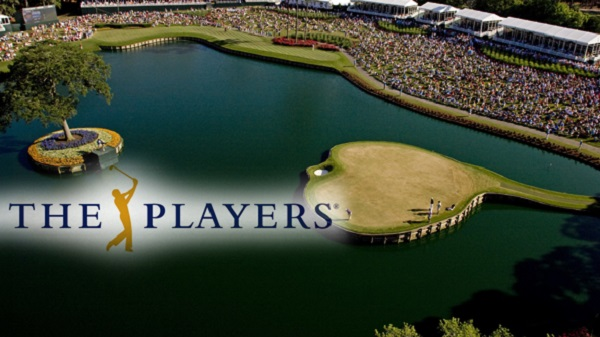 O buraco 17 no TPS-Sawgrass durante The Players