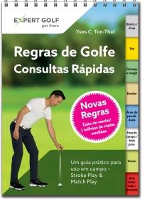 Livreto de regras de golfe consultas rápidos