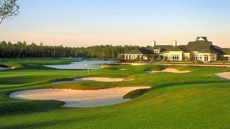 St. Johns Golfclub na Florida