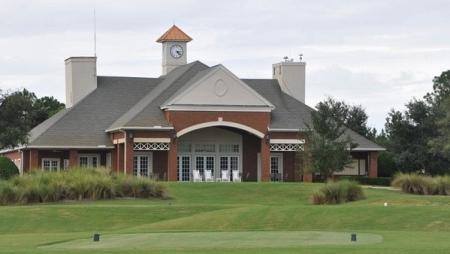 South Hampton Golf course na Florida