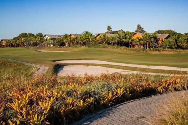 Villas do golfresort Terravista