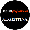 Top 100 Golf courses Argentina