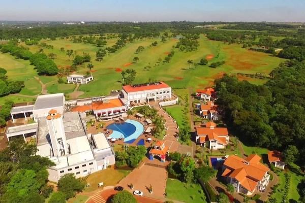 O Wish Resort Golf & Convention no Foz do Iguacu