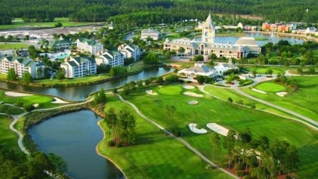 World Golf Village vom Hall of Fame