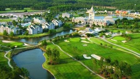 World Golf Village vom Hall of Fame