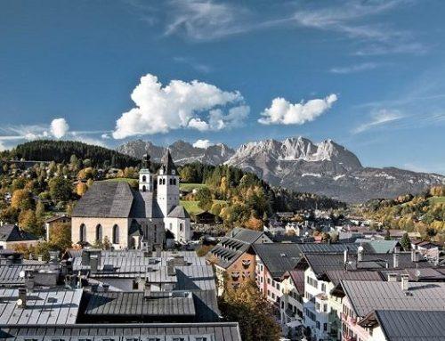 AUSTRIA – Kitzbuehel / Tirol