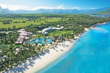 Sugar Beach resort na Ilha Maurícia