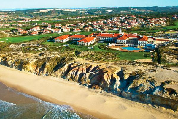 Marriott resort Praia de Rey