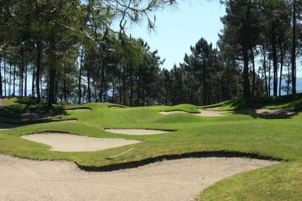 Amarante Golfe Clube perto do Porto