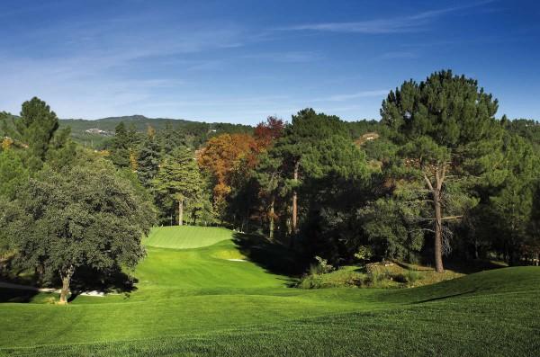 Vidago Palace Golf course mais traditional campo de golfe na região