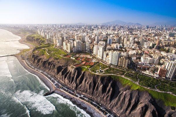 O capitol do Peru Lima