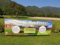 Hole-in-One Áustria golfclube Murhof Liverpool