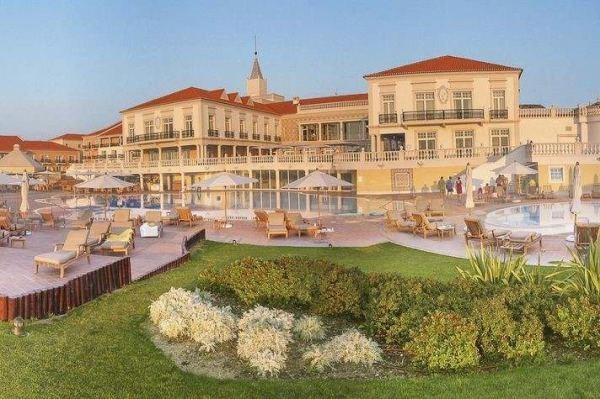 O mariott Praia del Rey Gold & Beach Resort